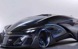 Những mẫu xe concept có thiết kế ấn tượng nhất năm 2015