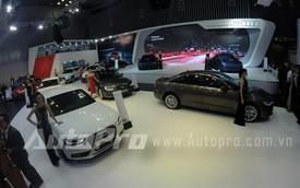 Tháng 10 khai màn triển lãm riêng của xe nhập khẩu ở Hà Nội