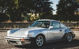 """Cận cảnh chiếc xe """"40 tuổi vẫn tuyệt đẹp"""" Porsche 930 Turbo 3.0"""