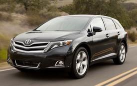 """Toyota Venza chính thức bị """"báo tử"""""""