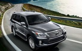 Lexus là nhãn hiệu xe đáng tin cậy nhất năm 2015