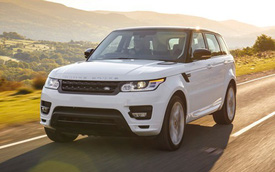 Cửa của Range Rover có thể mở bất thình lình khi đang đóng
