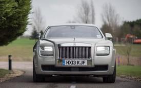 Rolls-Royce chính thức xác nhận sản xuất SUV siêu sang
