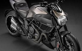 Ducati Diavel Titanium 2015: Chỉ có 500 chiếc, giá 700 triệu Đồng