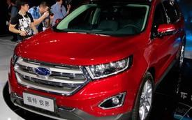 Ford Edge 7 chỗ hoàn toàn mới đã có giá bán