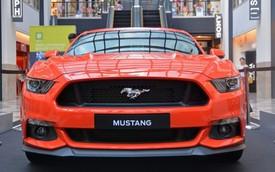 """""""Ngựa hoang"""" Ford Mustang 2015 đã có giá bán tại Malaysia"""