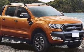 Ford giới thiệu Ranger Wildtrak 2015 với hàng loạt cải tiến