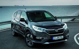 Honda CR-V 2015 - Xe crossover chỉ cần 4,5 lít nhiên liệu cho 100 km
