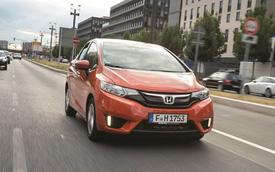 Honda Jazz 2016 tiết kiệm xăng với 4,6 lít/100 km