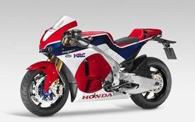 Siêu môtô Honda RC213V-S có giá lên đến 170.000 USD