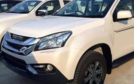 Xe SUV đã về Việt Nam Isuzu MU-X có phiên bản mới