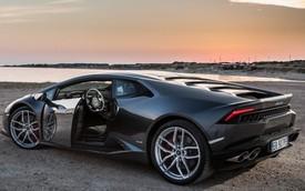 Không thể tin nổi: Siêu xe Lamborghini Huracan dùng động cơ 2,5 lít
