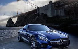 Siêu xe Mercedes-AMG GT S đã có giá bán