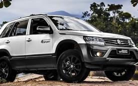 """Suzuki giới thiệu Grand Vitara mới cho dân """"phượt"""""""