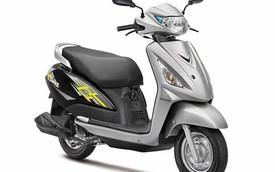 Suzuki Swish 125 cải tiến để tăng sức cạnh tranh với Honda Lead