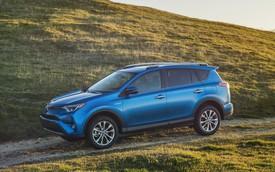 Toyota RAV4 tiết kiệm nhiên liệu có giá khởi điểm 29.270 USD