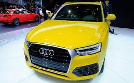 Audi Q3 phiên bản nâng cấp chính thức trình làng