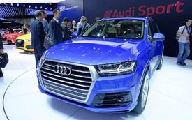 """SUV hạng sang Audi Q7 thế hệ mới """"bằng xương, bằng thịt"""""""