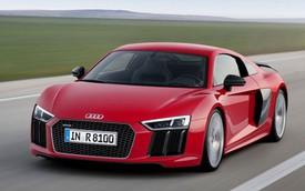 Siêu xe Audi R8 thế hệ mới được hé lộ giá bán