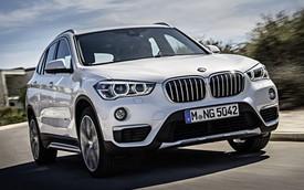 BMW X1 thế hệ mới bất ngờ trình làng