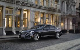 """Xe sang công nghệ """"khủng"""" Cadillac CT6 có giá 53.495 USD"""