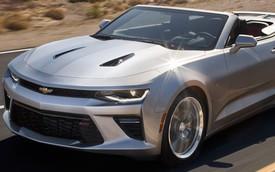 Chevrolet Camaro Convertible 2016 - Xe mui trần cho người thích thể hiện