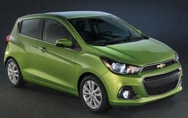 Xe bình dân Chevrolet Spark 2016 đã trưởng thành hơn