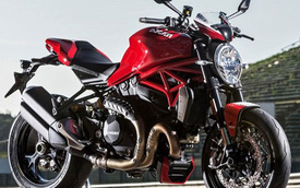 Chào đón Monster 1200 R - Xe naked bike mạnh nhất của Ducati