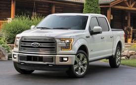Ford F-150 Limited 2016 – Tầm cao mới của xe bán tải hạng sang
