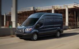 Tiện nghi hơn với Ford Transit 2016