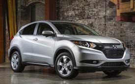 Xe giá rẻ Honda HR-V tiết kiệm xăng nhất phân khúc