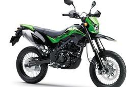 """Kawasaki D-Tracker 2016 – Xe cào cào """"đa-zi-năng"""""""