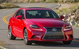 Lexus tung ra xe sang IS 200t mới, thay thế IS 250 cũ