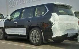 Ngắm trước diện mạo của SUV sang Lexus LX570 2016
