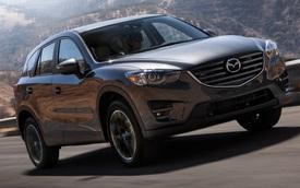 Mazda bất ngờ giới thiệu CX-5 phiên bản 2016.5