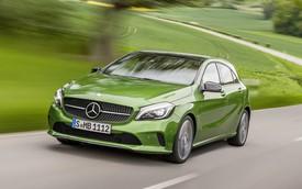"""Mercedes-Benz A-Class 2016 chỉ """"ăn"""" 3,5 lít nhiên liệu trên 100 km"""