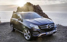 """Choáng với SUV hạng sang Mercedes-Benz GLE 2016 chỉ """"ngốn"""" 3,3 lít/100 km"""