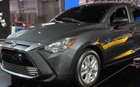 """Scion iA 2016 thực chất là Mazda2 phiên bản """"miệng rộng"""""""
