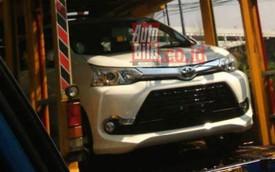 Xe bán chạy Toyota Avanza thế hệ mới có mặt tại các đại lý