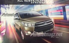 Dung mạo thực sự của Toyota Innova thế hệ mới