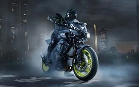 Yamaha MT-10 – Phiên bản naked bike của siêu mô tô YZF-R1