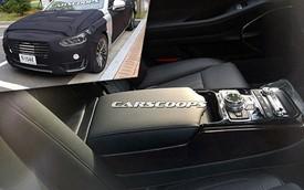 """Xem trước nội thất của """"Mercedes S-Class Hàn Quốc"""" Hyundai Equus 2017"""