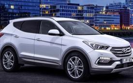 Hyundai Santa Fe 2016 bản 5 chỗ ra mắt, cạnh tranh Honda CR-V