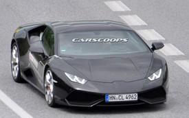 """""""Chộp"""" siêu xe Lamborghini Huracan Superleggera trên đường thử"""