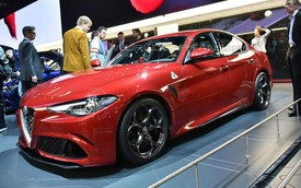 Alfa Romeo Giulia Quadrifoglio – Sedan cỡ nhỏ mạnh như siêu xe
