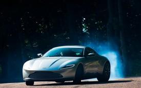 """""""Soi kỹ"""" Aston Martin DB10 dành riêng cho điệp viên James Bond"""