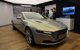 """Xe siêu sang Aston Martin Lagonda Taraf không còn là """"trái cấm"""""""