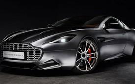 Aston Martin Vanquish Thunderbolt – Xe không dành cho đường xấu