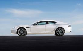 Aston Martin nâng cấp cặp đôi xe sang Vantage và Rapide S