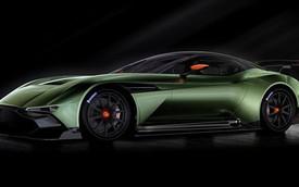 """Aston Martin Vulcan – """"Trái cấm"""" không dành cho đường phố"""
